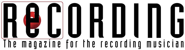 recording magazine logo