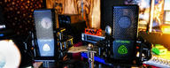 LCT 240 PRO condenser mic, LCT 440 PURE condenser microphone [Photo: ©Andrea Rocca]